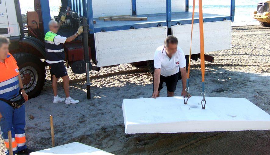 instalacion-cimentaciones-lavapies-ducalplaya